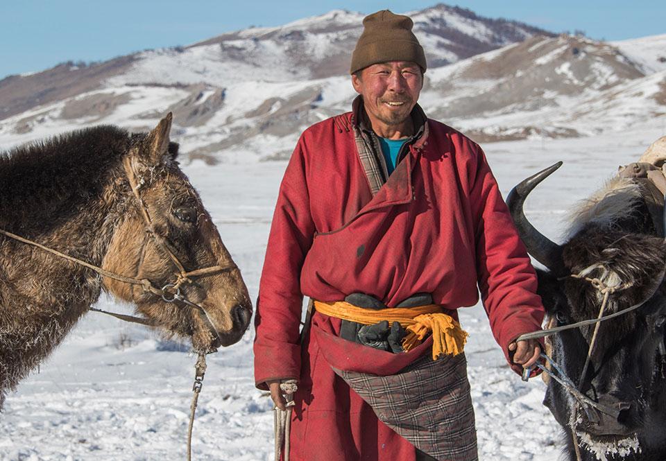 10+ schöne Fotos, die beweisen, dass die Rentierzüchter der Mongolei ein herzliches Lächeln haben